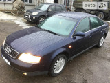 Audi A6 1.8i 125ps.Bez turbo                                            1999